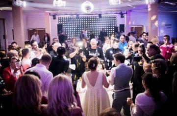 Zurka za vencanje i bend